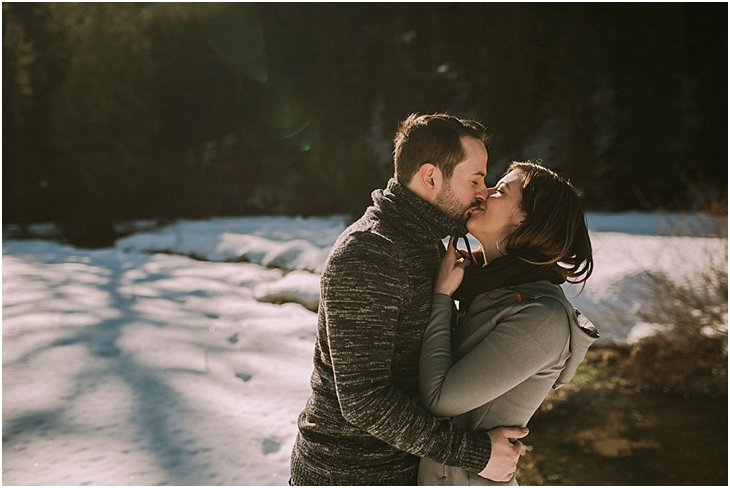 Tirol Love Shoot - Engagement Shoot Tirol - Mountains Love Session
