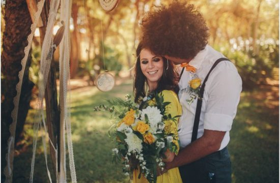 Bohemian Elopement in Italy