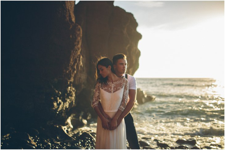 Elopement Shoot Lanzarote El Golfo