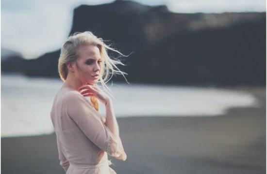 Model Shoot Iceland