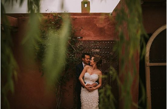 bride and groom portraits Kasbah Bab Ourika