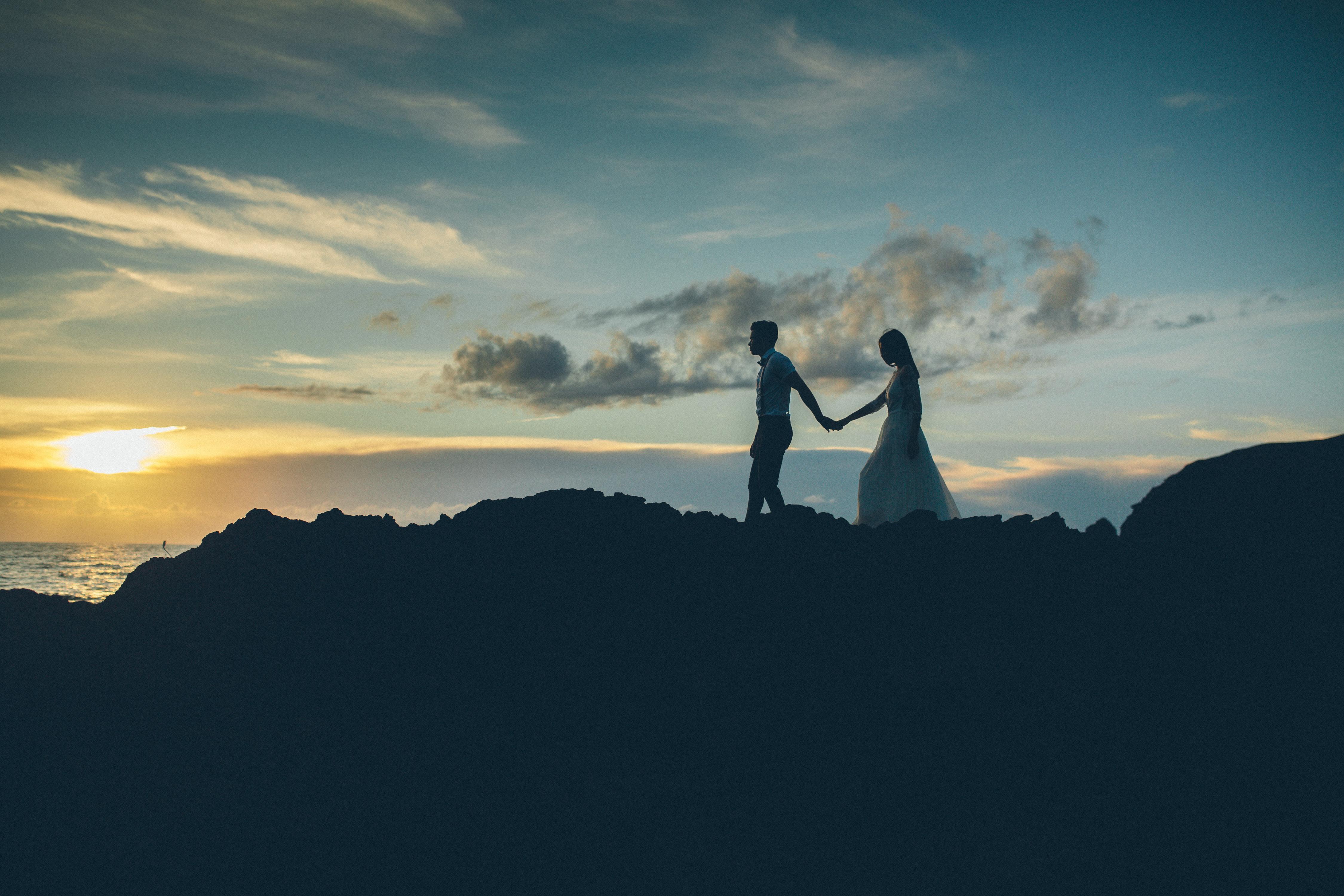 Wedding Shoot in Canary Islands