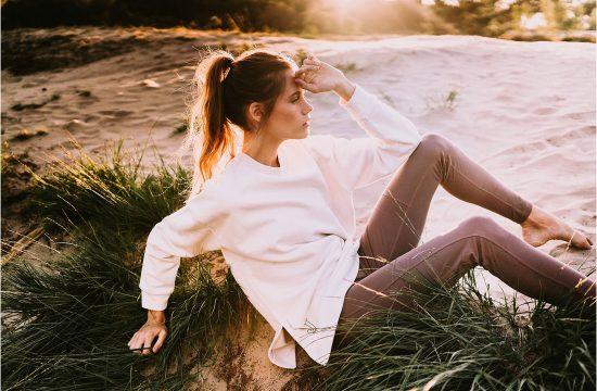 beautiful and ecological yoga clothing