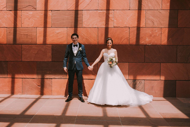 Maite thomas huwelijk in Felix Pakhuis