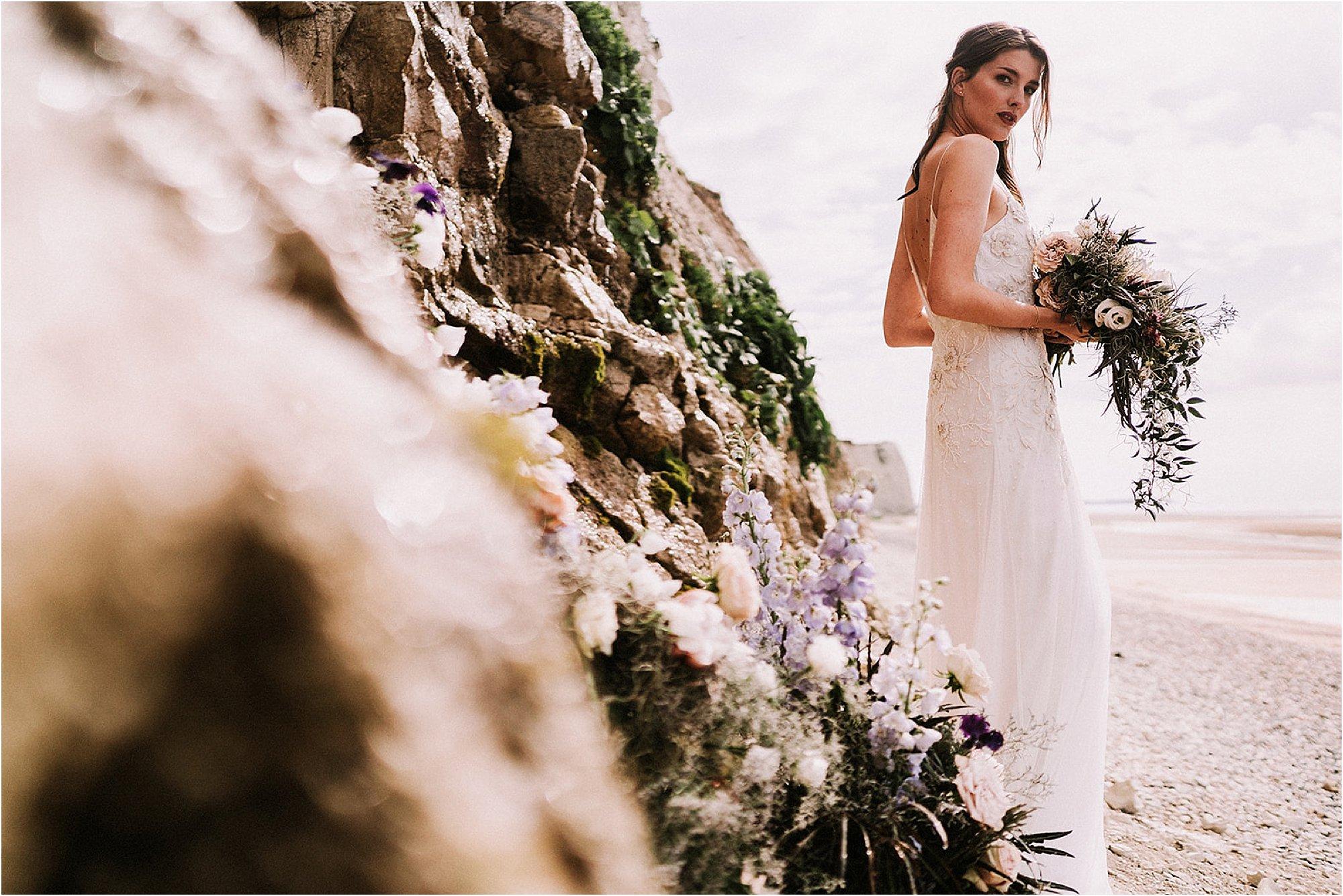 boho wedding shoot